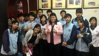 104學年度高三學生包高中祈福活動