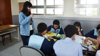 106學年度職場英語文體驗學習營