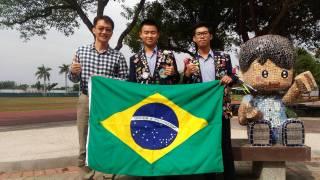 106學年度國際教育講座--我的巴西交換日記