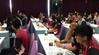 107學年度職場英語文體驗學習營